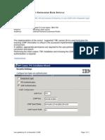 TM1 Integrated Login With IBM Etldap Setup