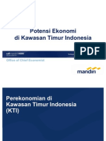 Presentasi Bpk. Agus Martowardojo (Dirut Bank Mandiri)