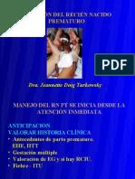 Dra Doig Atendel Rn Pt y Peg 2011
