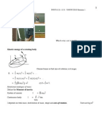 Rotation Notes