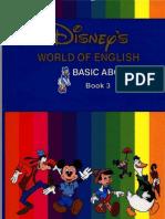 50445221 Disney s World of English Basic ABC s Book 3