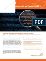 NitroGuard IPS Datasheet