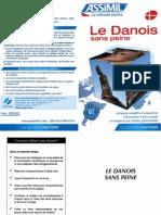Assimil Le Danois Sans Peine