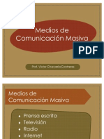 Medios Comunic Masiva