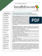 Hidrocarburos Bolivia Informe Semanal Del 27 Junio Al 03 Julio 2011