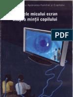 Gheorghe Virgiliu - Efectele micului ecran asupra minţii copilului