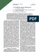 Aflatoxin Conjugation