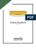 IOHRM Student Handbook