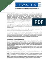 53 Risk Assessment Biological Agents