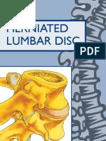 Herniated Lumbar Disc 2006