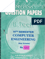 Mg Question Papers s6 Cs
