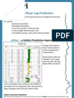 nDGeo Shear Log Prediction