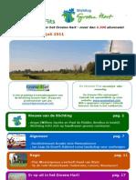 De Groene Flits nr. 271(4-7-2011)