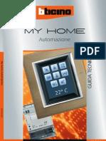 Guida Tecnica MyHome - Automazione