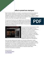 Vinomedia.tv Prend Ses Marques
