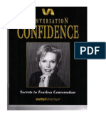 Self eBook) Conversation Confidence - Workbook - (Leil Lowndes)