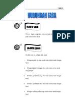 Unit 3 ( HUBUNGAN FASA )