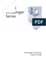 Exchange Connector Option Guide