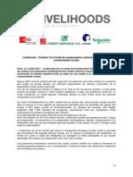 Cp Livelihoods [Vfr]