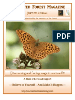 July 2011 Enchanted Forest Magazine