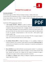 Progetto Classi 2.0