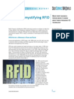 Demystifying RFID
