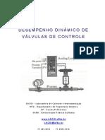 Desempenho Dinamico de Valvulas de Controle - UFBA