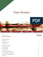 iProfile - Time Warner Sample Profile