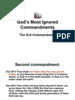 2nd Commandment(2)