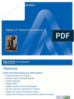 Basics of Telecom