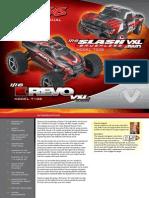 E-Revo VXL Manual
