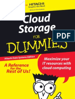 Cloud Storage for Dummies