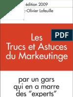 Trucs et astuces du Marketing