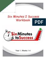 6m2s Workbook Weeks1 4