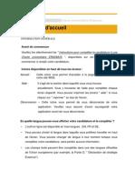 Technical Guide Fr