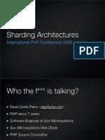 Sharding Architectures 777
