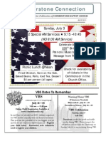 Newsletter July 11