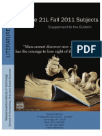 Literature Course