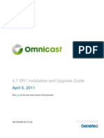 En.omnicast Installation and Upgrade Guide 4.7 SR1