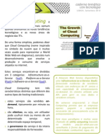 Caderno Tecnologia Set2010 - Cloud Computing
