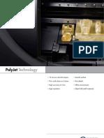 PolyJet 3D Printing Technology A4 Il