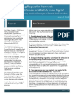 Summary Report - Benefit-Risk Roundtable