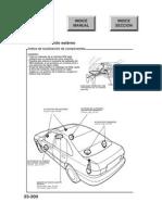 Accord93 Sistema de Audio