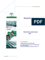 Jclic Manual de Usuario