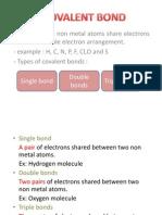 Pwer Point Chem Bond