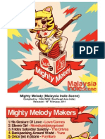 Mighty Melody (Malaysia Indie Scene)