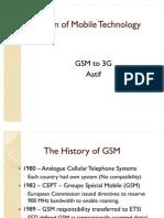 EvolutionGSM-3G