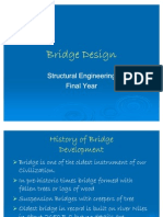 Bridge Design New