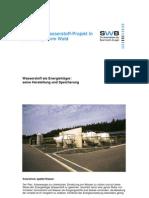 Das Solar-Wasserstoff-Projekt in Neunburg Vorm Wald