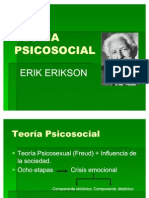 Etapas de Erickson 9 E. Identidad y Narcisismo Power